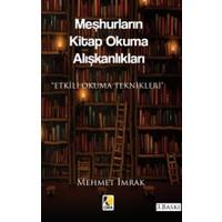 Meşhurların Kitap Okuma Alışkanlıkları