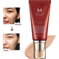 Missha M Perfect Cover BB Cream SPF42 (No.21/Light Beige) 50ml