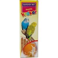 Gardenmix Muhabbet Kuşu Krakeri 3 Lü Muzlu Yumurtalı