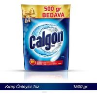 Calgon Toz 1500 g (500 g Hediye)