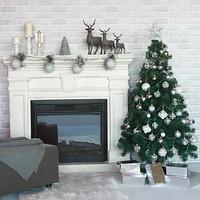 Hepsiburada Home Yılbaşı Çam Ağacı 152 cm SYCT-1604