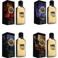 Nyc Park Avenue Vip Reserve Edt 150 Ml*4 Erkek 4 lü Parfüm Set