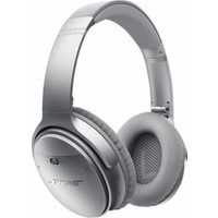 Bose QuietComfort 35 Gürültü Önleyici Bluetooth Kablosuz Kulaküstü Kulaklık Gümüş
