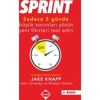 Sprint: Sadece Beş Günde Büyük Sorunları Çözün Ve Yeni Fikirleri Test Edin