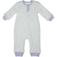 Baby Corner Lavanta Elyaflı Fermuarlı Uyku Tulumu