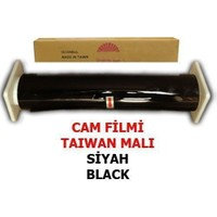 Cam Filmi Normal %20 Siyah ( Black ) 150cm * 60m