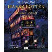 Harry Potter Ve Azkaban Tutsağı (Resimli Özel Baskı) - J. K. Rowling