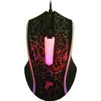 Havana Usb Siyah Işıklı Gaming Mouse