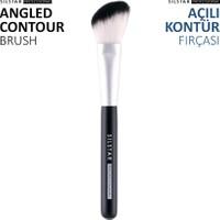 Silstar Angled Contour Brush - Açılı Kontür Fırçası
