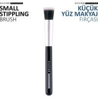 Silstar Small Stippling Brush - Küçük Yüz Makyaj Fırçası