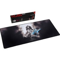Sven MP70 Yasuo (Black/White) Edition Extended Gaming Mousepad