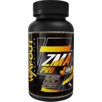 Way Out Nutrition ZMA PRO Maznezyum - Çinko - Vitamin Destek 120 Kapsül