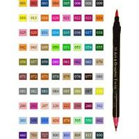 Zig Brush Pen Art Graphic Twin 005 Tut80