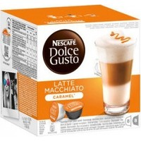 Nescafé® Dolce Gusto® Caramel Latte Macchiato (16 Kapsül)
