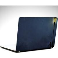 Dekolata Gece Lambası ve Kedi Laptop Sticker Boyut LAPTOP 19 inch (40,5X27)