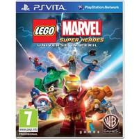 WB Ps Vıta Lego Marvel Super Heroes Unıverse In Per