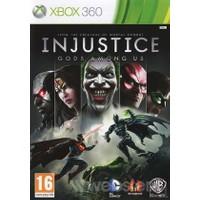 WB Xbox 360 Injustıce Gods Among Us