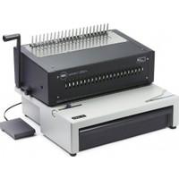 Gbc C800 Pro Elektrikli Plastik Spiral Cilt Makinesi
