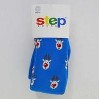 Step 9304 Geyikli Külotlu Bebek Çorabı