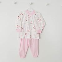 Sebi Bebe 054 Bebek Pijama Takımı