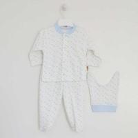 Sebi Bebe 2205 Bebek Pijama Takımı