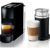 Nespresso Essenza Mini C 35 Black Bundle Kahve Makinesi