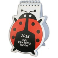 İstisna - Takvimi 2018 Mini Uğur Böceği