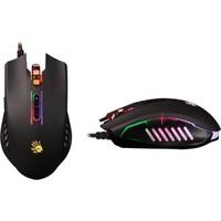 Bloody Q81 Optik Metal Ayak 3200Cpı-Rgb Oyuncu Mouse