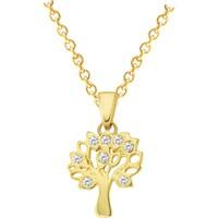 By Roma Gold Altın Hayat Ağacı Kolye