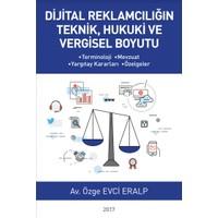 Dijital Reklamcılığın Teknik, Hukuki ve Vergisel Boyutu