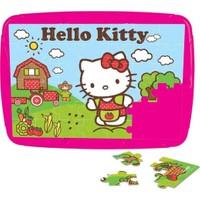Pilsan Hello Kitty Puzzle 84 Parça