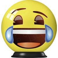 Ravensburger Emoji3D Ball 54 Parçalı Puzzle 119219