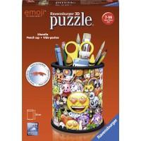 Ravensburger 3D Puzzle Emoji Kalemlik 112173