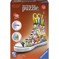 Ravensburger 3D Puzzle Sneaker Emoji 112180