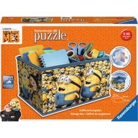 Ravensburger 3D Puzzle Storage Minions 112609