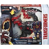 Transformers 5 Turbo Changers Dragonstorm Mega Figür C0934