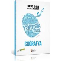 İsem Yayıncılık Kpss Genel Kültür Coğrafya Çek Kopar Yaprak Test 2018