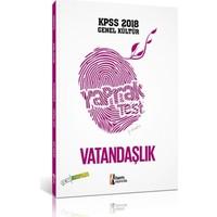 İsem Yayıncılık Kpss Genel Kültür Vatandaşlık Çek Kopar Yaprak Test 2018