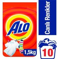 Alo Çamaşır Deterjanı Canlı Renkler 1,5 kg