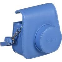 Fujifilm İnstax mini 8 - Mini 9 Uyumlu Çanta Mavi