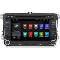 Jetta Passat Golf *6 Amarok Navimex 9902 Android Navigasyon Multimedya Kamera Hediyedir