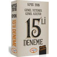 2018 Kpss Genel Yetenek Genel Kültür Tamamı Çözümlü 15 Deneme