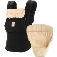 Ergo Baby 0+ Kanguru Black Camel