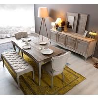 Odam Mobilya Antik Yemek Masası 175 Cm