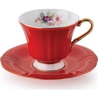 Schafer Tee Kopf 12 Parça Çay Fincanı (67293)