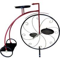 N'Crea Metal Bisiklet Çiçeklik-Büyük