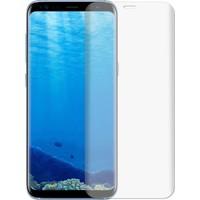 Sonmodashop Samsung Galaxy S8+ Plus Kırılmaz 3D Kavisli Full Tam Cam Ekran Koruyucu