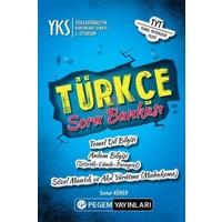 Pegem YKS Türkçe Soru Bankası 1. Oturum