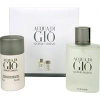 Giorgio Armani Acqua Di Gio Pour Homme Edt 100 Ml + Acqua Di Gio Pour Homme 75 Ml Deostick