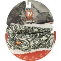 Merrell J00006 Headwear Yün Buff Bandana Lacivert